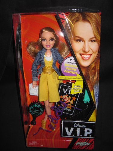 Disney V.I.P. Teddy Duncan Fashion Doll (Rocky Blue Doll compare prices)