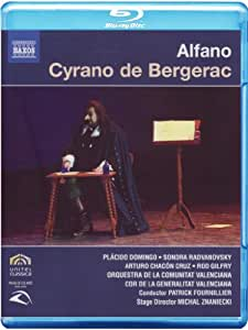 Alfano: Cyrano de Bergerac [Blu-ray] [Import]