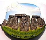 Stonehenge Salisbury England Stone Circle UK 3D Resin TOY Fridge Magnet Free Ship