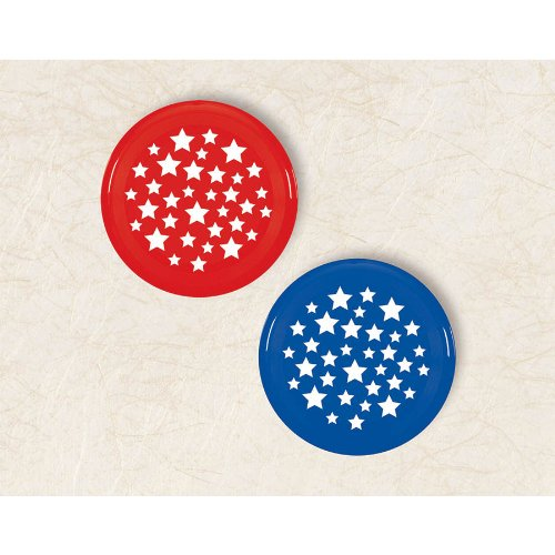 Patriotic Flying Disc