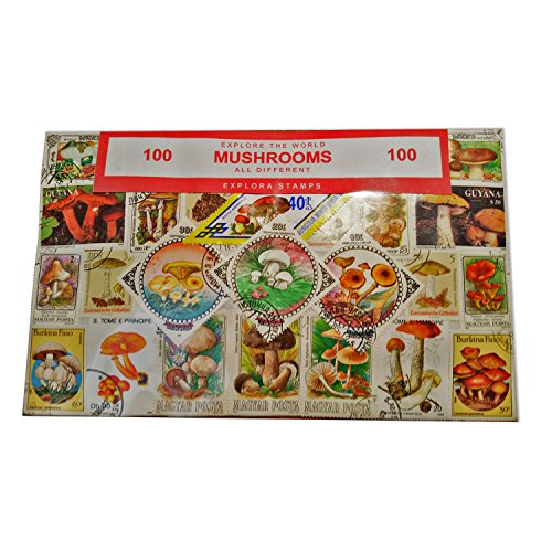 worldwide-fungo-funghi-stamp-collection-souvenir-souvenir-speicher-memoria-francobolli-da-collezione