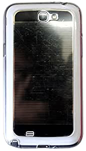 Limited Period Offer- Super Cool Hard Silicon with lining of Gold on Black background for Samsung Galaxy Note 3- Black