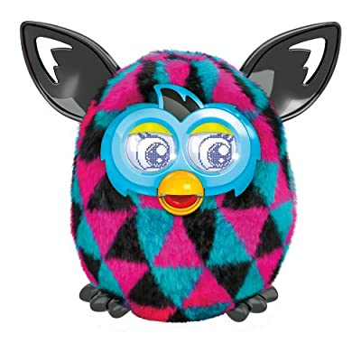 Furby Boom Figure (Triangles) from Furby