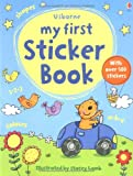 My First Sticker Book (Usborne First Sticker Books)
