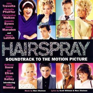 映画「ヘアスプレー」オリジナル・サウンドトラック