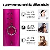 2016-patentierter-Version-Haargltter-NexGadget-aufladbare-Mini-Kabellose-Flacheisen-mit-Powerbank-Funktion-2200mAh-37V-tragbare-Reise-Haargltter-fr-Haargltten-und-USB-Gerte-aufladen