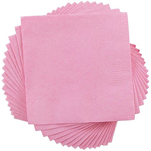 JAM Paper® Small Beverage Napkins - Small - 5