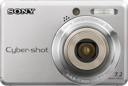 Sony Cybershot DSC-S730