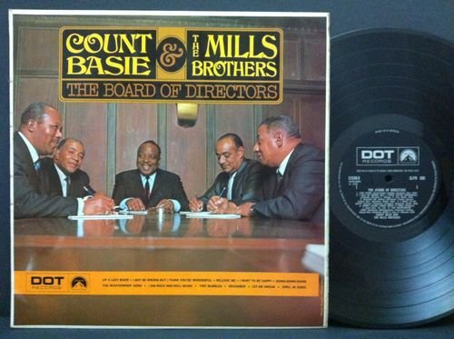 Count Basie - BOARD OF DIRECTORS AND ANNUAL REPORT, THE - Zortam Music