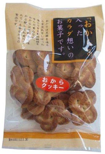 ベルソフト おからクッキー 120g×6袋
