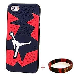 Amazon.com: EHIPI Shoes Showcase Jordan iPhone 5S CASE