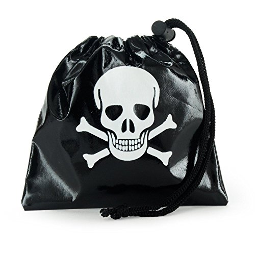 Pirate Booty Pouch Adult Accessory (includes one) - 1
