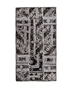 RugSense Alfombra Vintage Persian Collage (Gris)