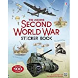 Usborne Second World War Sticker Book