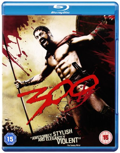 300 [Blu-ray] [UK Import]
