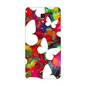 Garmor Designer Plastic Back Cover For Xiaomi Mi 4