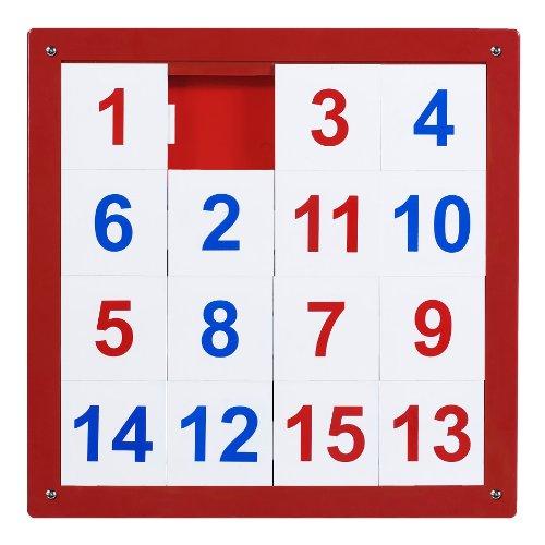 Anatex Number Puzzle Panel (1-15) - 1
