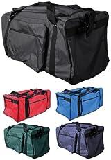 Anaconda Sports® MG-TEAM-P Heavy-Duty Vinyl Lined Nylon Equipment Bag