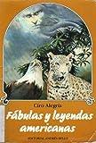 img - for F bulas Y Leyendas Americanas book / textbook / text book