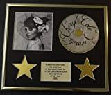 CHERYL COLE/CD DISPLAY/LIMITED EDITION/COA/3 WORDS