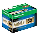 FUJIFILM リバーサルフィルム フジクローム Velvia 50 35mm 36枚 1本 135 VELVIA50 NP 36EX 1