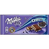 Milka Chocolate With Oreo Cookies (Tamaño: Pack of 1)