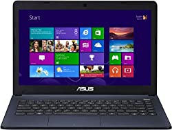 Asus X401A 14-inch Laptop (Blue/Black) - (Intel Pentium B980 2.4GHz Processor, 4GB RAM, 320GB HDD, LAN, WLAN, BT, Webcam, Integrated Graphics, Windows 8)