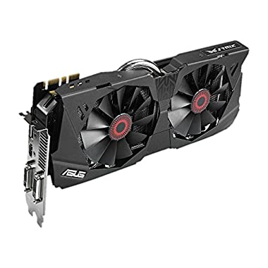ASUSTeK NVIDIA GeForce GTX 780 STRIX-GTX780-OC-6GD5
