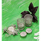 Blackberry Overseas Candles Gift Set With Votive And T Light