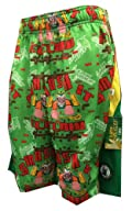 Mesh Lax Shorts Performance Smash It Wreck Green Youth