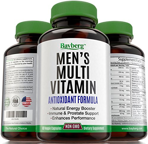 Mens-Multivitamin-Antioxidant-Energy-Supplement-with-Minerals-Vitamin-A-C-D-E-Vitamins-B1-B2-B3-B5-B6-B12-Calcium-Zinc-Biotin-and-Folic-Acid-Anti-Aging-Immune-Prostate-Support