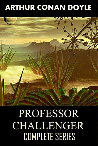 professor-challenger-complete-series-english-edition