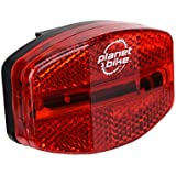 Planet Bike 3018-1 Rack Blinky 5- 5 LED Tail Light with Rack Mount and Batteries