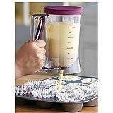 AGPtek® 900ml 4-cup CupCake Batter Dispenser