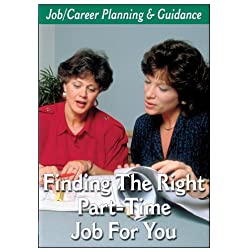 Career Planning - Find The Right Part-Time Job