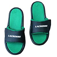 Lacrosse Lax Slides Athletic Sandals lightweight shoe for boys girls men ladies