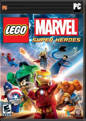 Get LEGO Marvel Super Heroes [Online Game Code]