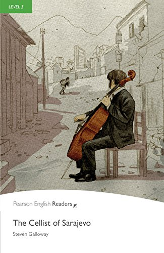 Penguin Readers 3: Cellist of Sarajevo, The Reader Book and MP3 Pack (Penguin Readers (Graded Readers))