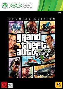 Grand Theft Auto V - Special Edition - [Xbox 360]