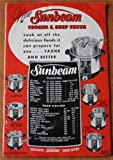 img - for New Sunbeam Cooker & Deep Fryer book / textbook / text book