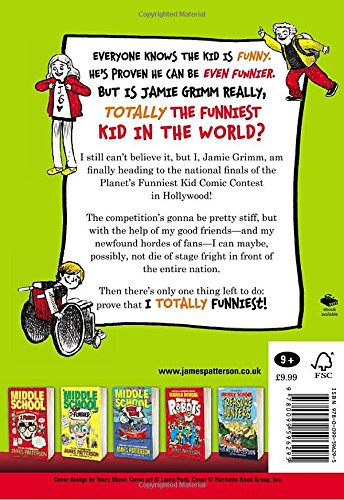 I Totally Funniest: A Middle School Story I Funny, Band 3