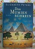 echange, troc Elizabeth Peters - Der Mumienschrein (Livre en allemand)