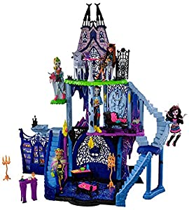 Monster High Freaky Fusion Catacombs Playset by Monster High