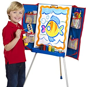 Cra-Z-Art 3-in-1 On-the-Go Creative Easel