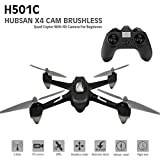 Hubsan X4 Drone Dron Brushless GPS RC Quadcopter with 1080P HD Camera Headless Mode Drones One Key Automatic Return Helicopter