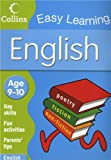 Collins Easy Learning English: Age 9-10 (Collins Easy Learning Age 7-11)