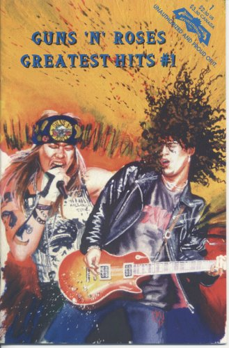 Guns 'N' Roses Greatest Hits#1