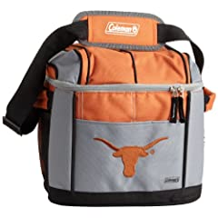 Buy NCAA Texas Longhorns 24 Can Soft Sided Cooler by Licensed Products
