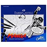 Faber-castell Getting Started Manga Comic Kit
