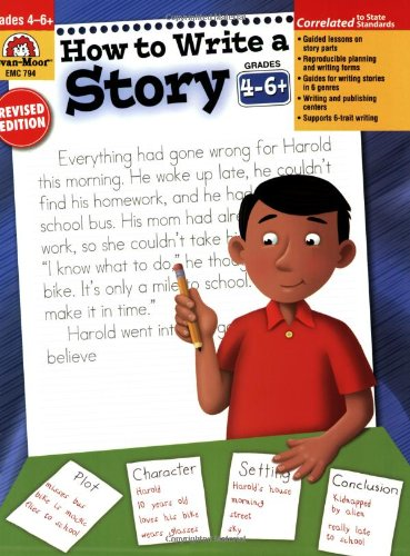 Download How to Write a Story, Grades 4-6+ (pdf) by Evan